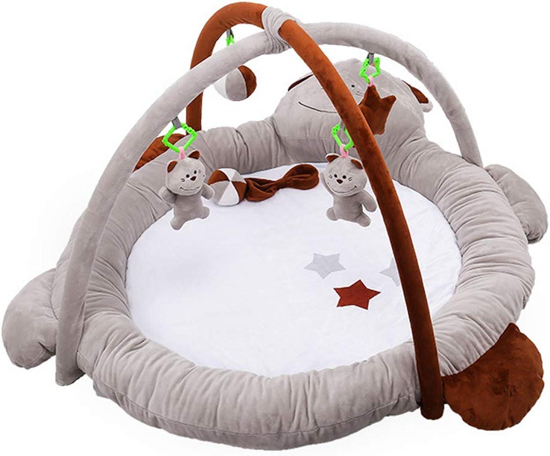 BPAEPFGG Activity Decke Abnehmbaren Spielzeugen Für Babys Spiel & Spa Baby Krabbeldecke Matte Baby Spielzeug Baby Spieldecke Baby Spielmatte Trainieren Sie Die Fhigkeiten Ihres Kindes