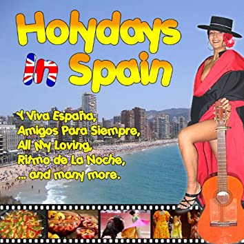 Holidays In Spain Summer Music