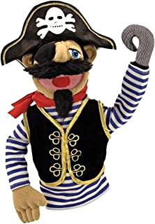 Melissa & Doug Pirate Puppet and Puppet Theatre