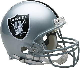 Oakland Raiders Officially Licensed Proline VSR4 Authentic Football Helmet
