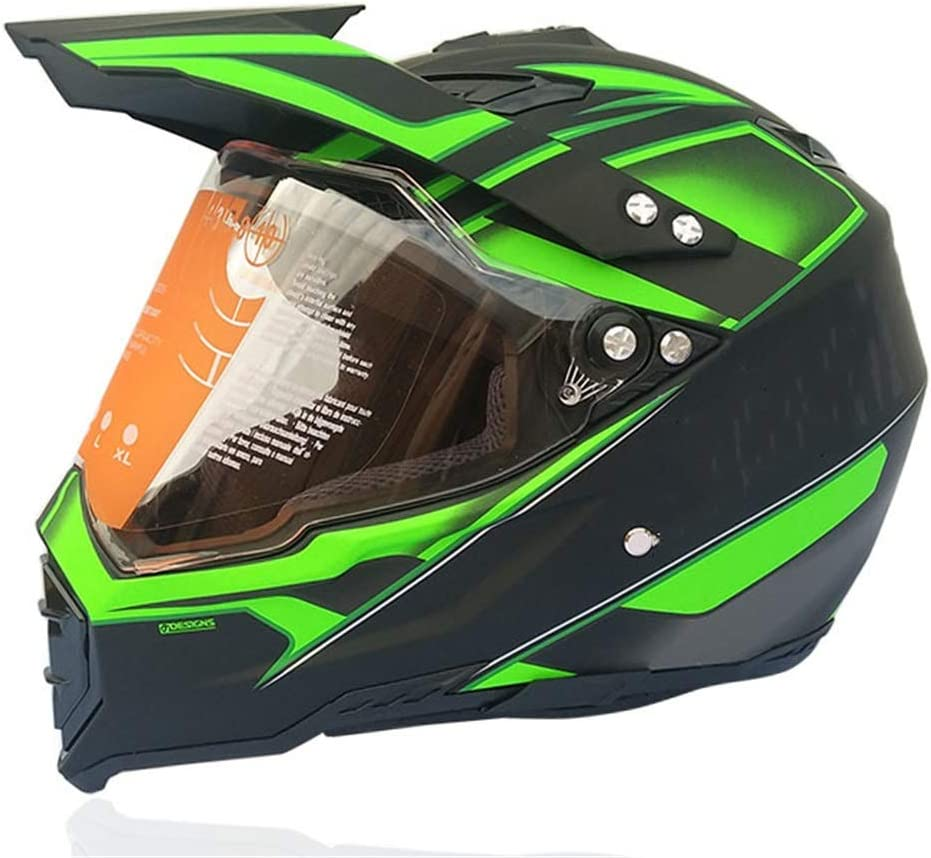 CHLDDHC Full Cover Four Seasons Motocross Max 43% OFF Award-winning store Racing Off-Road Helmet