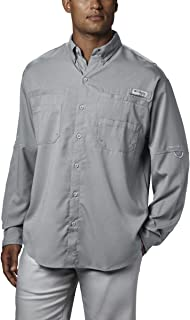 Men's PFG Tamiami II Long Sleeve Shirt — Big