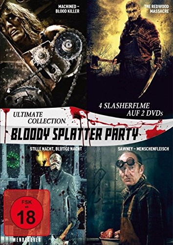 Bloody Splatter Party - Ultimate Collection [2 DVDs] [Alemania]