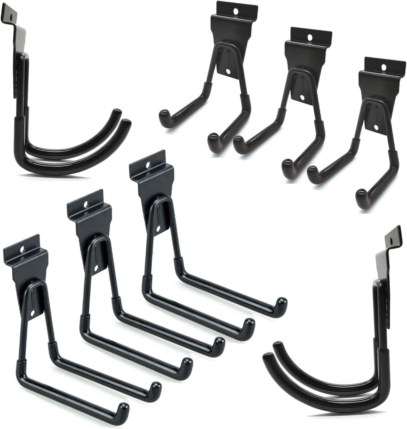 Garage Slatwall Hooks National uniform free shipping Heavy Accessories Duty Size Max 74% OFF Multi