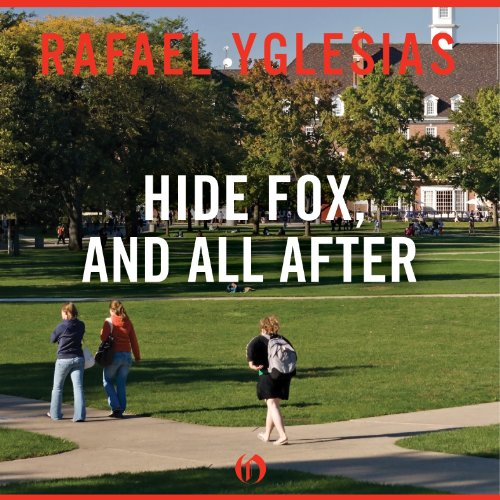 Hide Fox, And All After audiobook cover art