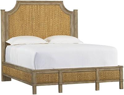 Stanley 062-73-49 Coastal Living Resort Water Meadow Woven Bed, California King