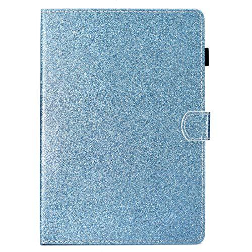 YYLKKB para Samsung Galaxy Tab A 8.0 2019 Tablet Funda de Tableta P200 P205 Tablet Tablet Shell Caqa Funda Tab 8 Bling Cuero magnético TPU Funda-1
