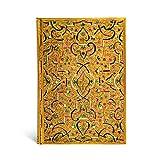 Goldeinlage - Adressbuch Midi - Paperblanks