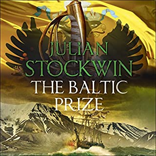 The Baltic Prize audiobook cover art
