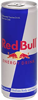 Red Bull - Original - 250 ml x 24 bottles - Energy Drink Can - Vitalized body and mind - Caffeine Content - Contains vitam...