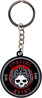"Call of Duty. Cold War - Keychain ""Special Agent"""