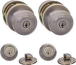 Best external door handle and lock set Reviews