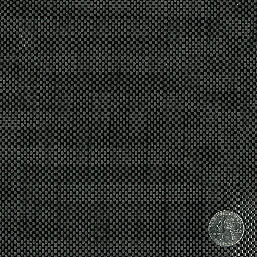 Carbon Fiber Fabric 3K 5.7oz. x 50 inch Plain Weave - 6 Yard roll