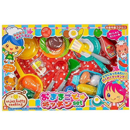 オンダ おままごと キッチンセット 【色指定不可】