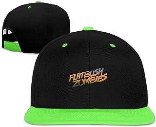 Flatbush Zombies Logo Adjustable Baseball Cap Hip-Hop Cap for Children