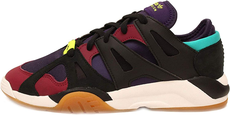 Adidas Dimension Low Mens in Black Dark Purple
