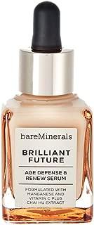 Best bareminerals age defense and renew serum Reviews