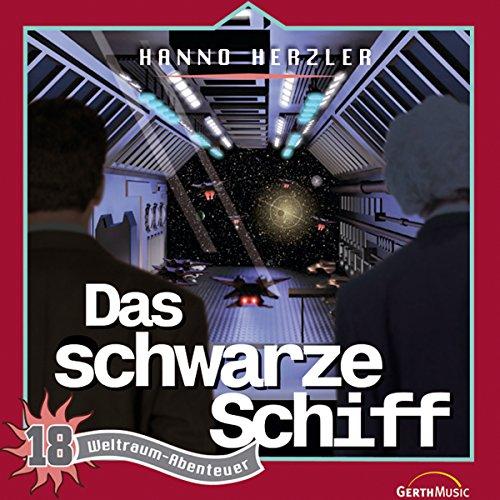 Das schwarze Schiff audiobook cover art
