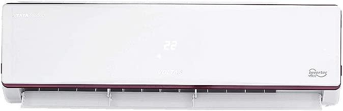 Voltas 1.5 Ton 3 Star Inverter Split AC (Copper, 183VCZJ, White)