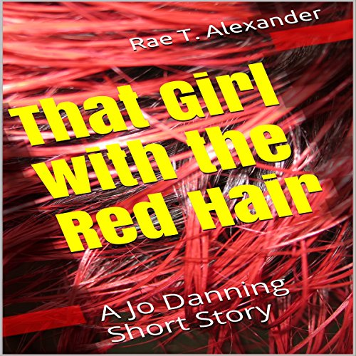 That Girl with the Red Hair audiobook cover art