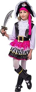 flatwhite Pirate Costume for Girls