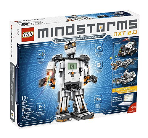 LEGO Mindstorms 8547 - 2. Generation - Mindstorms NXT 2.0 D