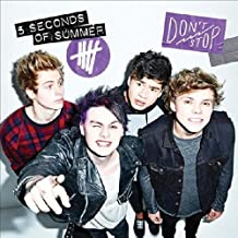 5 seconds of summer don't stop