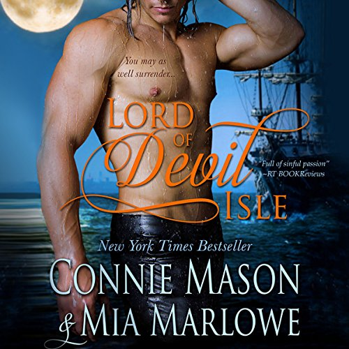 Lord of Devil Isle audiobook cover art