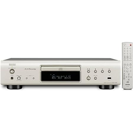Denon CDプレーヤー プレミアムシルバー DCD-755SE-SP