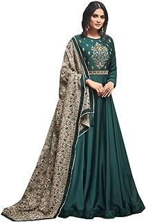 Designer Collection Embroidered Zari Hand work Indian Anarkali Salwar Suit Ethnic wear women gown Ceremony Muslim 761 7