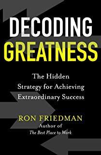 Decoding Greatness: The Hidden Strategy for Achieving Extraordinary Success