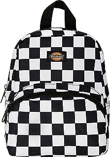 Mini Mini Festival Backpack (Black/White Checkerboard)