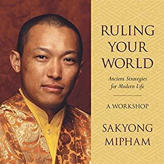 Ruling Your World audiobook cover art