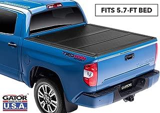 Gator EFX Hard Folding Truck Bed Tonneau Cover   GC34006   Fits 09-18, 2019 Classic Dodge Ram 5' 7