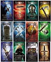 order of ranger's apprentice books