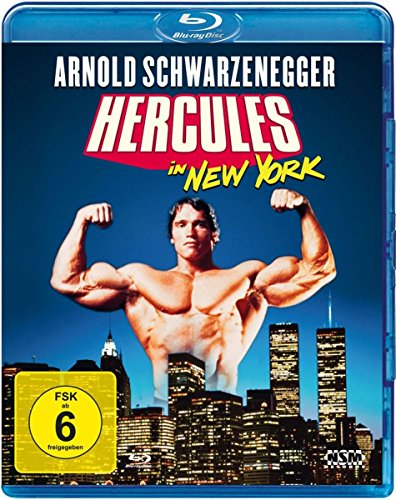 Hercules in New York [Blu-ray]