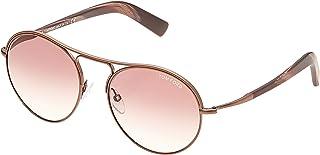 نظارة جيسي باطار بيضاوي للجنسين من توم فورد - عدسة متدرجة، FT0449-49T