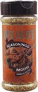 Wildlife Seasonings Moose Garlic Pepper, 5.5 oz.