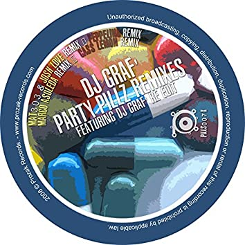 Party Pillz Remixes EP
