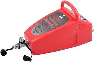Goplus Pneumatic 4.2CFM Air Operated Vacuum Pump A/C Air Conditioning System Tool Auto