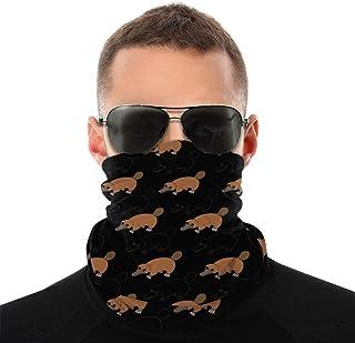 Mode bandana | Ansiktsskydd för damm och solskydd | Nässkydd halsduk