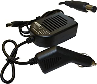 Power4Laptops DC Adapter Laptop Car Charger Compatible with Compaq Presario CQ60-213TU, Compaq Presario CQ60-213TX, Compaq Presario CQ60-214DX, Compaq Presario CQ60-214EF, Compaq Presario CQ60-214EM