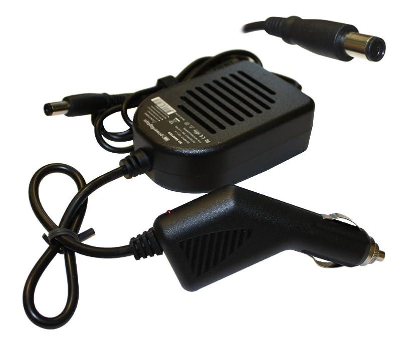Power4Laptops DC Adapter Laptop Car Charger for HP Envy m4-1045la, HP Envy m4-1050la, HP Envy M4-1115DX, HP Envy m4-1150la, HP Envy m6-1100er