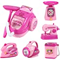 Fantarea 12 /6 PCS Children Kitchen Home Housework Toys Set