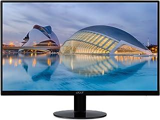 Acer 23.8-inch IPS Full HD Ultra Slim LED Monitor I Zero Frame Design I Eye Care with Bluelight Shield, Flickerless I AMD ...