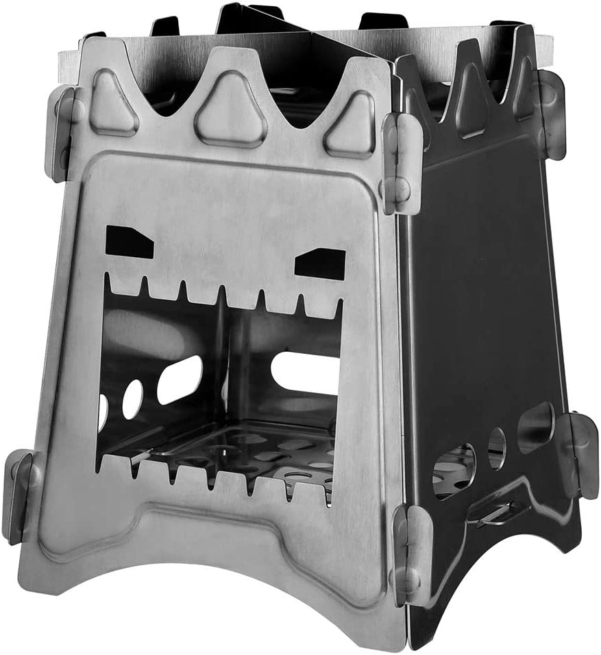 safety At the price SOWUNO Titanium Camping Stove Creative Burning Expression