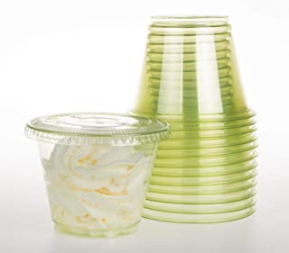 Best clear green plastic cups Reviews
