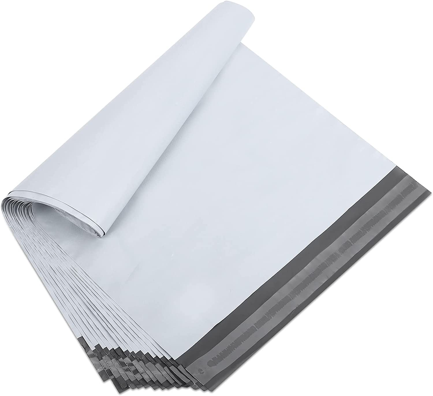 10x13 Inch White free shipping Poly Rare Mailers Self-adhes Envelopes Bags Shipping