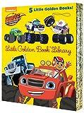Blaze and the Monster Machines Little Golden Book Library (Blaze and the Monster Machines): Five of Nickeoldeon's Blaze and the Monster Machines Little Golden Books