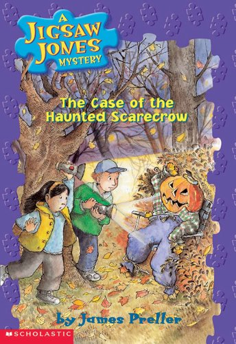 The Case of the Haunted Scarecrow (Jigsaw Jones Mystery)の詳細を見る